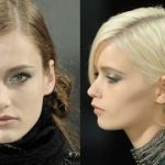 Easy hair & makeup, from Paris, Autumn '11.