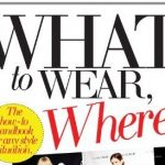 What to Wear, Where! Great book buy.