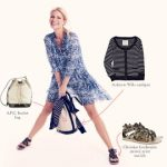 Gwyneth's Spring Basics, Foxified: Printed Dress
