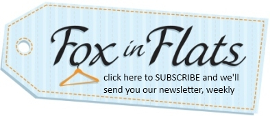 Subscribe The Fox in Flats Top 50 Style Dare Bloggers, 2012