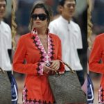 Hide your 'food baby' with a cool kaftan