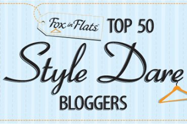 Fox in Flats Top 50 Style Dare Bloggers