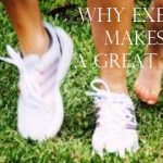 Why exercising makes you a great mother