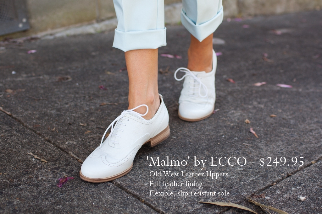 Does Ecco Make Work Shoes For Women