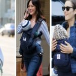 Ditch the pram and wear your cutest accessory with these 5 stylish baby slings