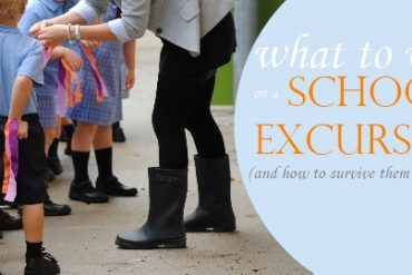 what to wear an a school excursion
