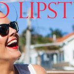 Foxy Chats: Red Lipstick