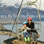 8 ways to be cool on a family holiday