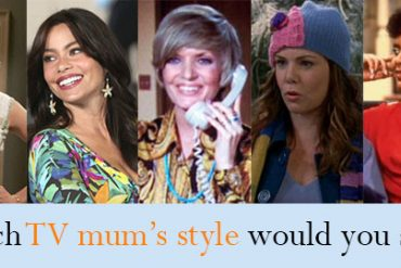 which tv mum style would you steal