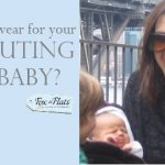 What did you wear in your first 'official' outing with baby?