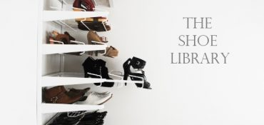 Howards storage world shoe library