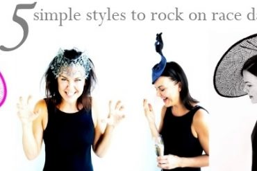 5 simple styles to rock on race day