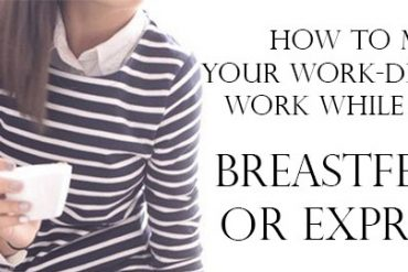 breastfeeding and work