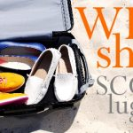 The ultimate travel accessory giveaway: WIN shoes and score luggage!