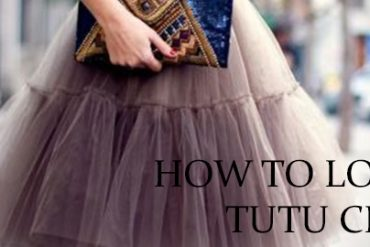 how to wear a tutu as a grown up