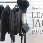 How to wear your favourite leather jacket, every day