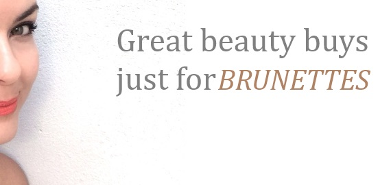 beauty buys for brunettes