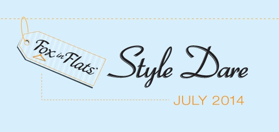 style dare july fox in flats