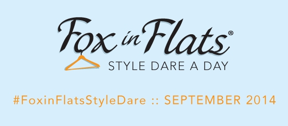 Style Dare Fox in Flats September