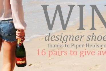 win designer shoes Piper-Heidsieck Shoes of Prey Fox in Flats1