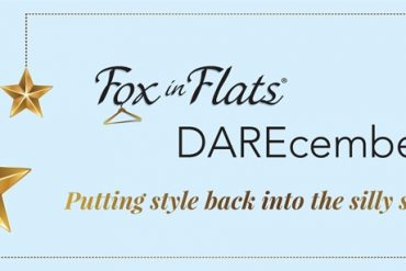 darecember fox in flats style dare 2014