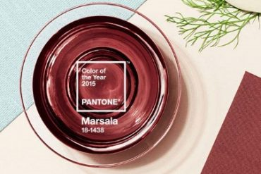 How to wear marsala pantone colour of the year