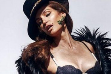 Cindy Crawford unretouched photo