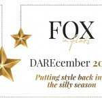 DAREcember 2016: Putting style back into the silly season