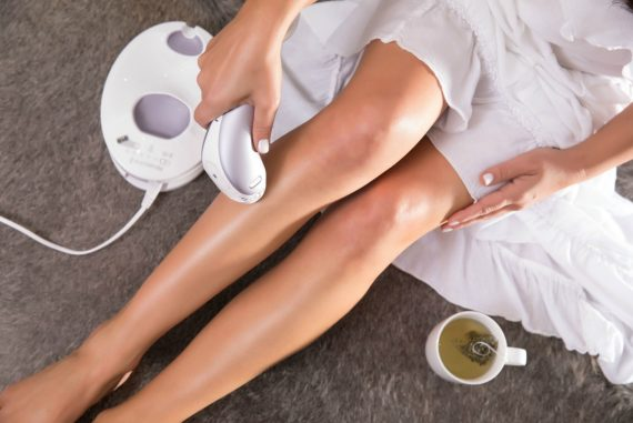 at home laser hair removal